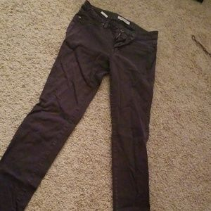 Rich and Skinny purple Jean's!